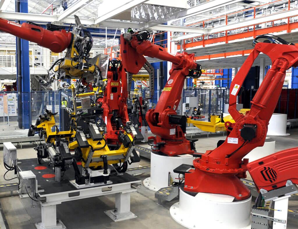 Mekanik - Demirel Robotik Otomasyon